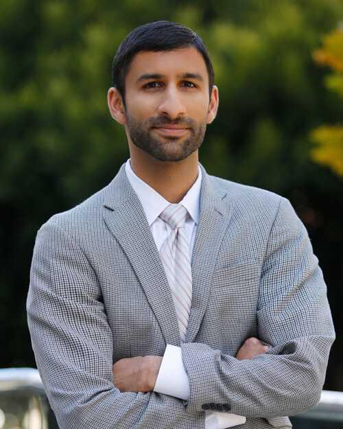 A photo of Supreet Shah, a team member at TruSpine in San Francisco, CA