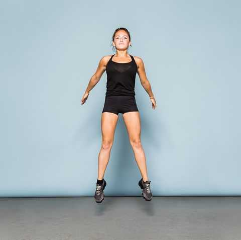 ITB pain with jump squats